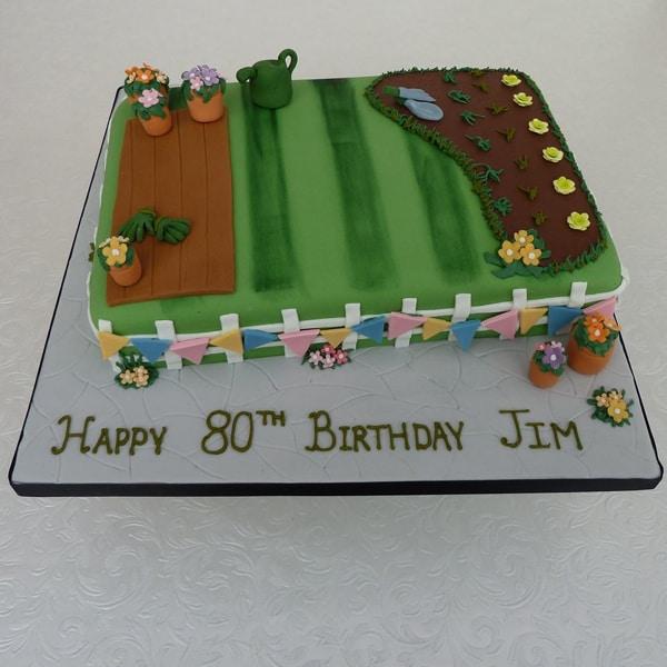Gardener cake