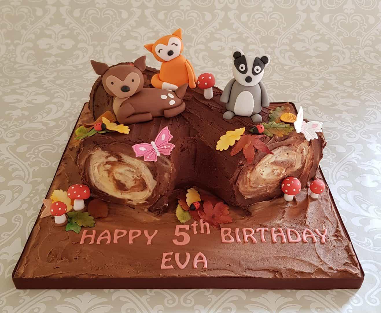 Football supporter cake